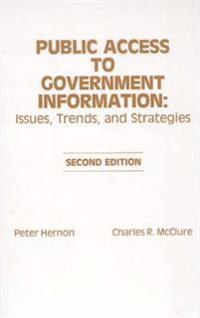 Public Access to Government Information