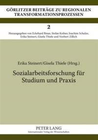 Sozialarbeitsforschung Fuer Studium Und Praxis: Einfuehrung in Die Qualitativen Und Quantitativen Methoden