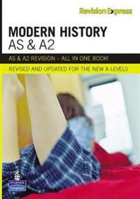 Revision Express AS and A2 Modern History