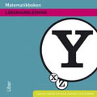 Matematikboken Y Lärarhandledning