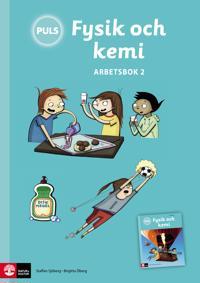 PULS Fysik och kemi 4-6 Arbetsbok 2, tredje upplagan