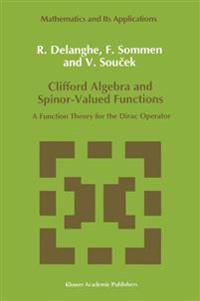 Clifford Algebra and Spinor-Valued Functions