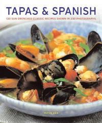 Tapas and Spanish