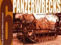 Panzerwrecks 6 - german armour, 1944-45