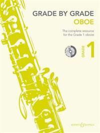 Grade by Grade - Oboe, Grade 1