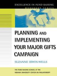 major gifts campaign wbs