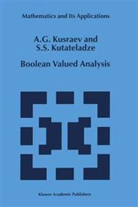 Boolean Valued Analysis