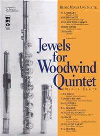 Jewels for Woodwind Quintet: Music Minus One Flute