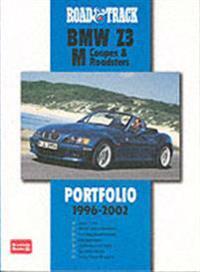 Road & Track BMW Z3 M Coupes & Roadsters Portolio 1996-2002
