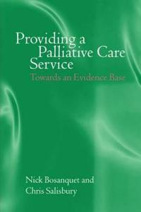 Providing a Palliative Care Service