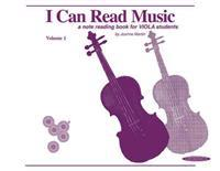 I Can Read Music, Vol 1: Viola