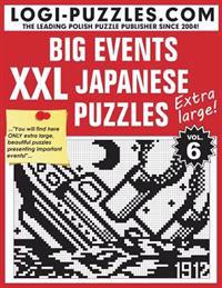 XXL Japanese Puzzles: Big Events