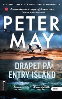Drapet på Entry Island - Peter May | Ridgeroadrun.org