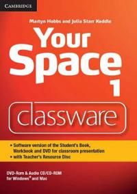 Your Space Level 1 Classware Dvd-rom + Teacher's Resource Disc