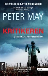 Kritikeren - Peter May   Ridgeroadrun.org