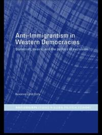 Anti-immigrantism in Western Democracies