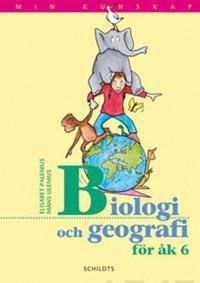 Min kunskap biologi och geografi för åk 6