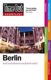 Time Out Shortlist Berlin 2nd edition