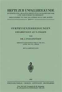 Symphysenzerreissungen