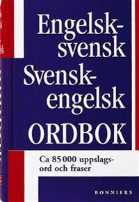 Engelsk-svensk/Svensk-engelsk ordbok