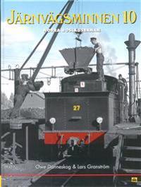 Järnvägsminnen 10 : norra roslagsbanan