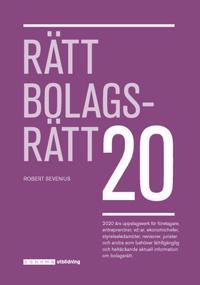 Rätt Bolagsrätt 2020 - Robert Sevenius | Laserbodysculptingpittsburgh.com