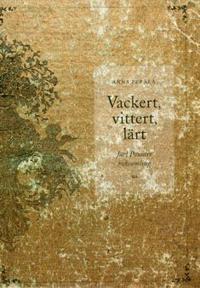 Vackert, vittert, lärt Jan Pousars boksamling