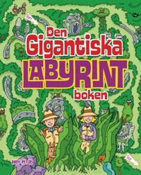 Den gigantiska labyrintboken