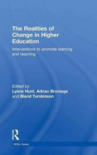 Realities of Change in Higher Education