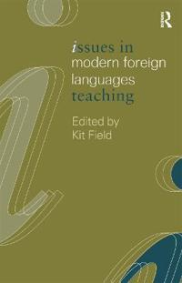 Issues in Modern Foreign Languages Teaching