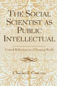 The Social Scientist As Public Intellectual