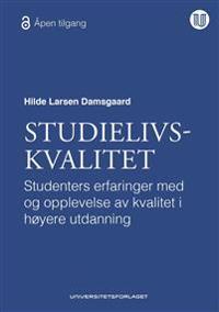 Studielivskvalitet - Hilde Larsen Damsgaard | Ridgeroadrun.org