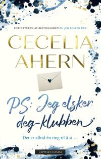 PS: Jeg elsker deg-klubben - Cecelia Ahern pdf epub