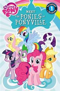 My Little Pony: Meet the Ponies of Ponyville