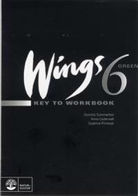 Wings 6 - green Key to workbook