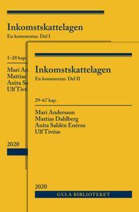Inkomstskattelagen : en kommentar (Vol. 1-2) - Mattias Dahlberg, Anita Saldén Enérus, Ulf Tivéus, Mari Andersson | Laserbodysculptingpittsburgh.com