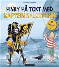 Pinky på tokt med Kaptein Sabeltann - Terje Formoe   Inprintwriters.org