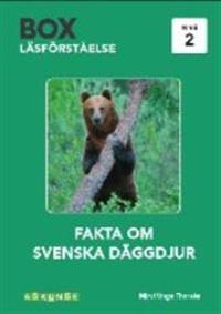Fakta om svenska däggdjur - Mirvi Unge Thorsén pdf epub