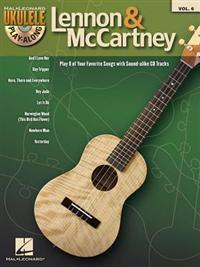 Lennon & McCartney: Ukulele Play-Along Volume 6