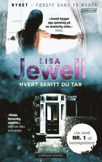 Hvert skritt du tar - Lisa Jewell   Inprintwriters.org