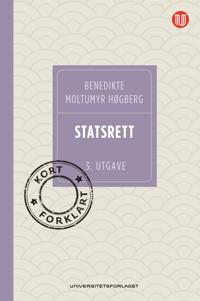 Statsrett - Benedikte Moltumyr Høgberg | Inprintwriters.org
