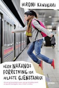 Herr Nakanos forretning for avlagte gjenstander - Hiromi Kawakami | Inprintwriters.org