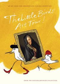 Pippi på konst! : en konstbok för barn och nyfikna vuxna! (engelska)