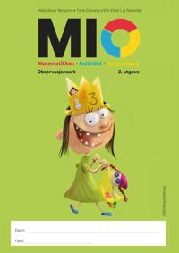 MIO observasjonsark - Elin Reikerås, Hilde Skaar Bergsmo, Tone Dalvang | Ridgeroadrun.org