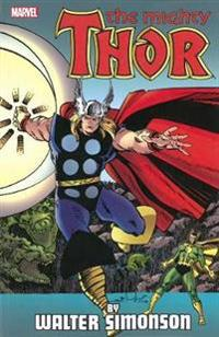 The Mighty Thor by Walter Simonson 4