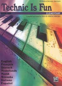 Technic Is Fun, Elementary Book One