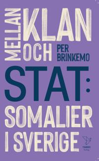 Mellan klan och stat : Somalier i Sverige - Per Brinkemo pdf epub