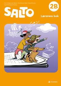 Salto 2B, 2. utg. - Kari Kolbjørnsen Bjerke, Siw Monica Fjeld, Astrid Granly, Ingvill Krogstad Svanes | Ridgeroadrun.org