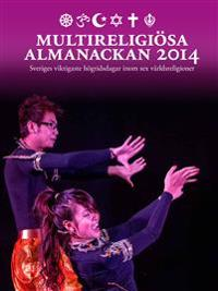 Multireligiösa almanackan 2014