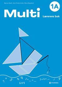 Multi 1A, 3. utg. - Bjørnar Alseth, Ann-Christin Arnås, Mona Røsseland | Inprintwriters.org